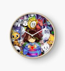 undertakes Clock