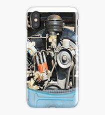 1960 VW Beetle Engine as Art iPhone Case