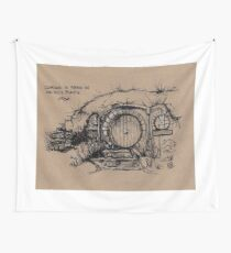 The Shire Wall Tapestry