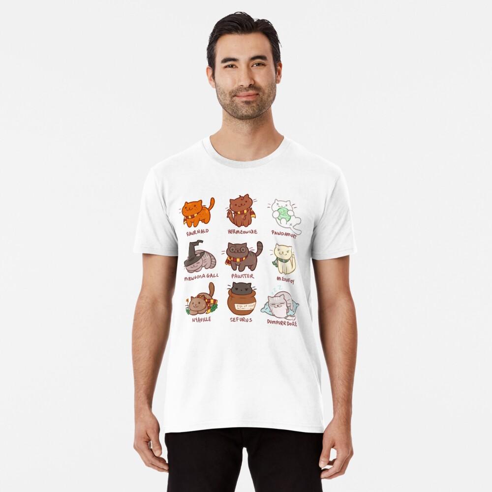 Hairy Pawtter Premium T-Shirt