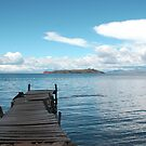Empty Dock by adamgrell