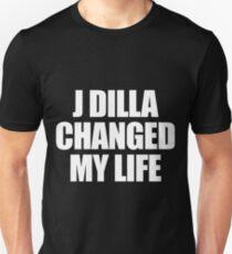 J DILLA CHANGED MY LIFE T-Shirt