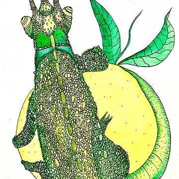 Chameleon by Sofiazueva