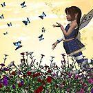 Butterfly Dance by Barbara A. Boal