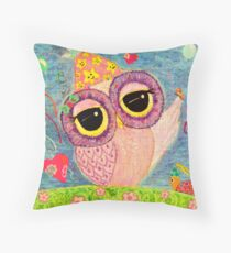 The Old Has Gone, The New Has Come! Throw Pillow