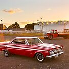 John Kerr's 1964 Mercury Comet and M-700 by HoskingInd