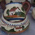 Motto Ware Pottery by lezvee