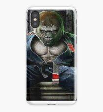 King jiu-jitsu iPhone Case