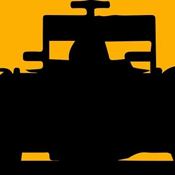 F1 Silhouette by tfmotorworks