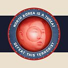 North Korea Is A Threat by morningdance