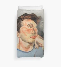 Handsome Cyclops Duvet Cover