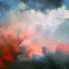 Sunset Cloud Beauty by Jerry Walter