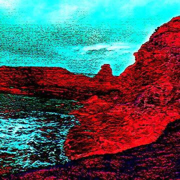 Ruby Rock by Orangemoth