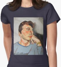 Handsome Cyclops Women's Fitted T-Shirt