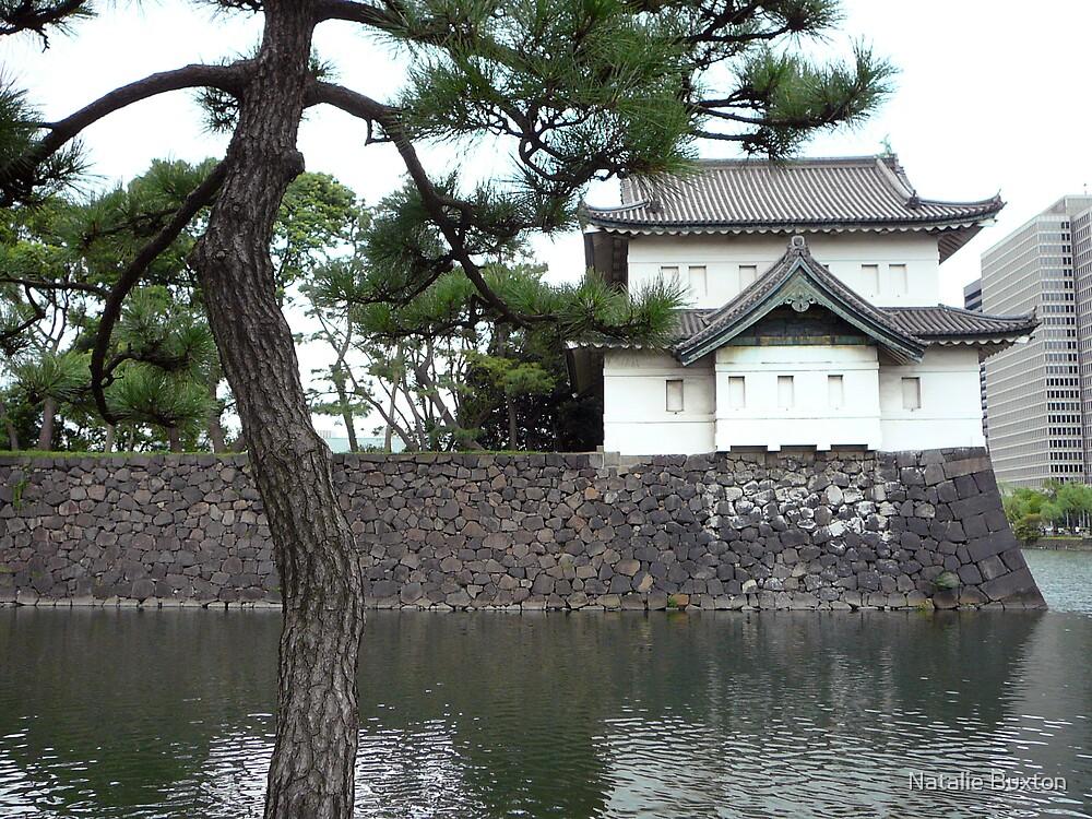 Japan Royal Palace Tokyo by Natalie Buxton