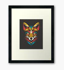 FOXoul Framed Print