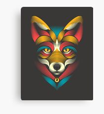 FOXoul Canvas Print