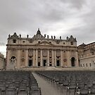 Clouds Above The Vatican.........................Rome by Fara