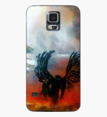 lava lake Case/Skin for Samsung Galaxy