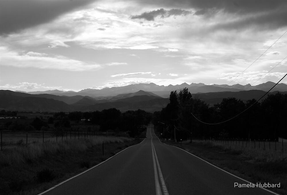 Headed West by Pamela Hubbard