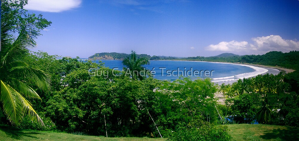 Playa Carillo, Costa Rica by Guy C. André Tschiderer