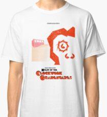 Night of the Clockwork Orangutangs Classic T-Shirt