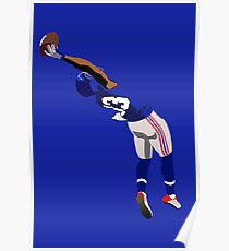 Odell catch Poster