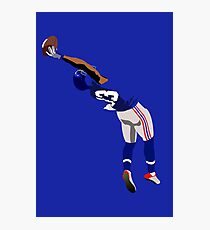 Odell catch Photographic Print