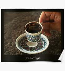 Turkish Coffee Poster