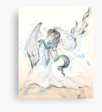 Aquadream Unicorn Canvas Print