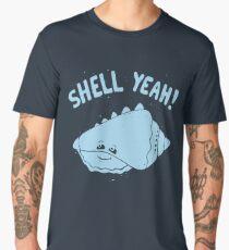 (S)HELL YEAH!  Men's Premium T-Shirt
