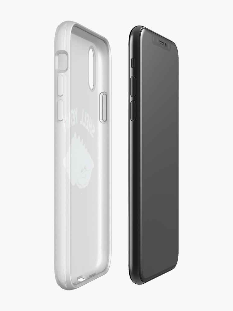 Vista alternativa de Funda y vinilo para iPhone (S) ¡INFIERNO SÍ!