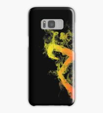 Shadowhunters rune - colored smoke effect Samsung Galaxy Case/Skin