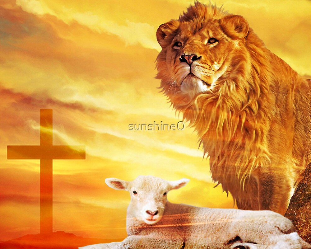 And the Lion Will lay Down With the Lamb...\