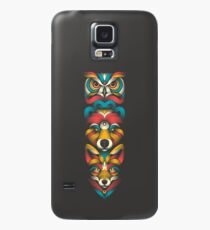 Forest Animals Totem Case/Skin for Samsung Galaxy