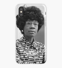 Shirley Chisholm iPhone Case/Skin