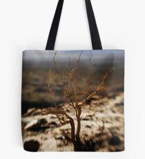 death valley vegetation  Tote Bag