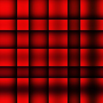 Big Offset Plaid 2 by Gypsykiss