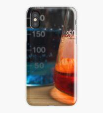 Science Beaker Experiment iPhone Case/Skin