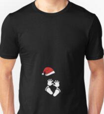 Christmas Pregnancy Unisex T-Shirt