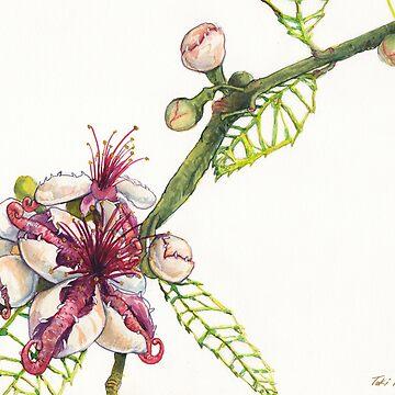 GuavaMonster Flowers by tokimonster