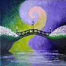 Bridge Between Worlds by Abdiellisse Almodovar