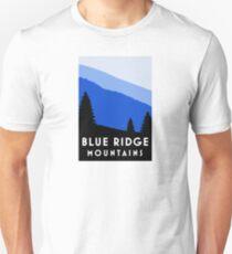 Blue Ridge Mountains T-Shirt