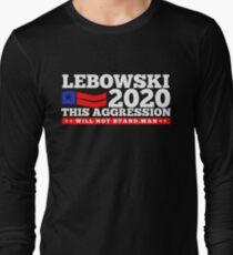 Lebowski 2020 Long Sleeve T-Shirt
