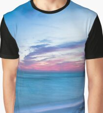 If By Sea - Sunset on the Beach Near Destin Florida Graphic T-Shirt