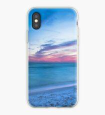 If By Sea - Sunset on the Beach Near Destin Florida iPhone Case
