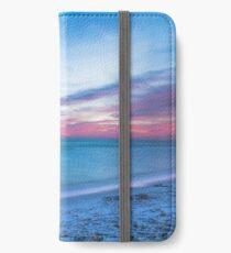 Vinilo o funda para iPhone If By Sea - Atardecer en la playa cerca de Destin Florida
