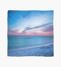 Wenn durch Meer - Sonnenuntergang am Strand in der Nähe von Destin Florida Tuch