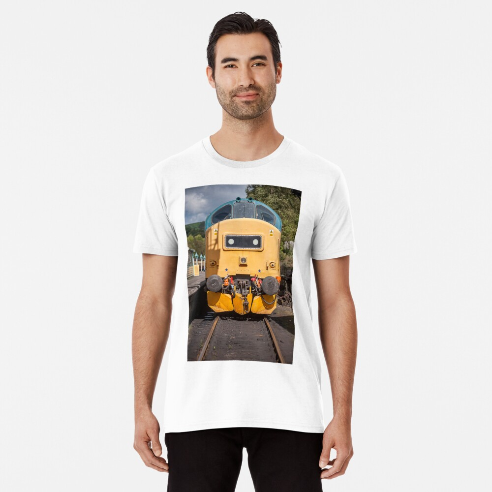 Class 37   37275  Men's Premium T-Shirt Front