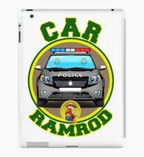 Car RAMROD  iPad Case/Skin